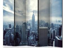 Paraván - Blue York II [Room Dividers]